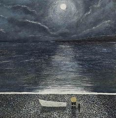 Gary Bunt | (34) A Fisherman, A Dog and His Boat