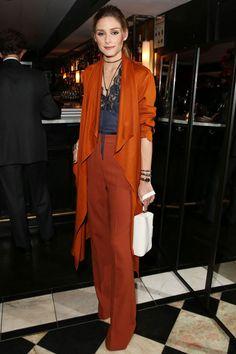 Olivia Palermo - Carolina Herrera 35 Years of Fashion release party, New York – October 13 2016