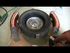 Tesla Hybrid,Lenz Force Motor Generator pt3 - YouTube