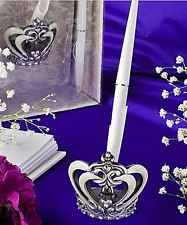 Royal Wedding Collection Wedding Guest Book and Pen Set