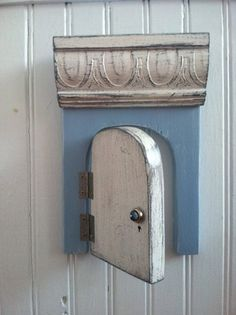 How cute is this unique Fairy Door that actually open? Gift yourself or Gift a friend.