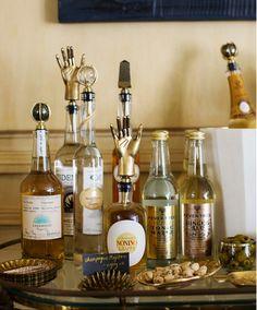 Mimosa Lane: Kelly Wearstler || Bar Accesories