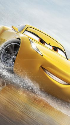 Pin By Singh Uday On Wallpaper Disney Pixar Cars Cars Cars 2006 Disney Cars Wallpaper, Disney Cars Movie, Movie Night For Kids, Cars 2006, Cruz Ramirez, Movie Wallpapers, Lightning Mcqueen, Car Photos, Amazing Cars
