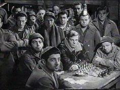 "William Holden in ""Stalag 17"""