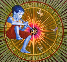 La Flauta Divina by Pascal Roy
