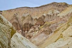 Golden Canyon Hike - Death Valley National Park, California