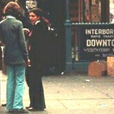Greenwich Village scene, N.Y. City, N.Y., October, 1970