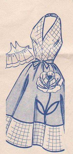 Vintage Pattern: Wra