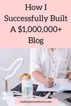 Want to make money blogging? I built my blog from the ground up! Check out these money making and blogging tips.