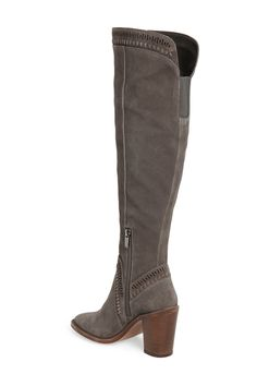 Vince Camuto Madolee Over the Knee Boot (Women) Fashion Outfits, Fashion Boots, Style Fashion, Liner Socks, Shoe Carnival, Over The Knee Boots, Vince Camuto, Block Heels