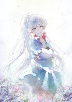 Weiss by Ricemo on DeviantArt