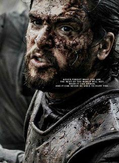 Jon Snow, Kit Harington Game of thrones quotes