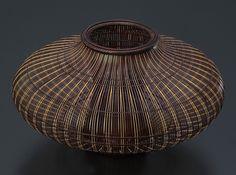 Bamboo basket  I Hajime Nakatomi