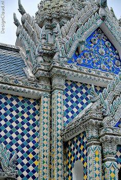 Thailand - Bangkok by DesignClaud, via Flickr