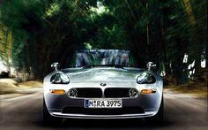 BMW Z8. You can download this image in resolution 1024x768 having visited our website. Вы можете скачать данное изображение в разрешении 1024x768 c нашего сайта.