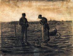 ART & ARTISTS: Vincent van Gogh drawings - part 1