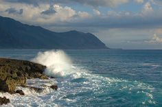 #kaena #point #state #park #crashing #wave #travel #oahu #hawaii #waves #tropic #tropics #beaches #islands #coastal #cloud #landscapes Starting at $27