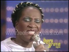 Patti LaBelle - Somewhere Over The Rainbow (The Merv Griffin Show, 1981) - YouTube