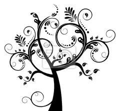 Risultati immagini per albero della vita albero della for Albero della vita da stampare e colorare