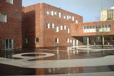 Le collège Claude-Levi-Strauss de Lille