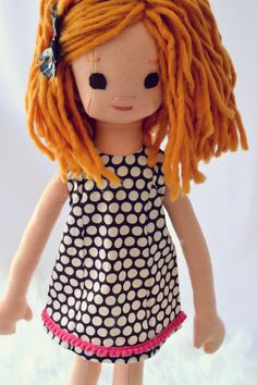 Sneak Peek: More dolls and clothes — Phoebe&Egg