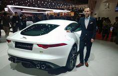 In conversation with Alister Whelan- Chief Designer   #Jaguar