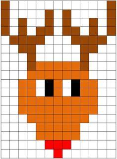 Cross Stitch Cards, Cross Stitch Alphabet, Cross Stitch Patterns, Hexagon Quilt Pattern, Quilt Patterns, Christmas Knitting, Christmas Cross, Pixel Art Noel, Safety Pin Crafts