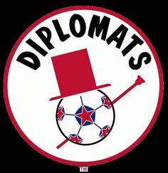 Washington Diplomats of the USA crest.