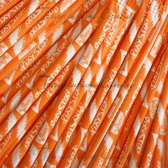 Orange Pixy Sticks From Temptation Candy Bulk Candy, Candy Store, Jelly Belly Beans, Orange Candy, Orange Aesthetic, Orange Crush, Pixy Stix, Orange Slices, Happy Colors