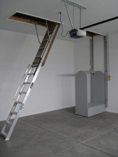 Pull-down Stairs and Attic Lift 74729322be2