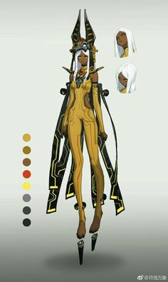 Female Character Design, Character Creation, Character Design References, Character Design Inspiration, Character Concept, Character Art, Black Anime Characters, Fantasy Characters, Female Characters