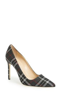 Manolo Blahnik 'BB' Pointy Toe Pump (Women) (Nordstrom Exclusive) available at #Nordstrom