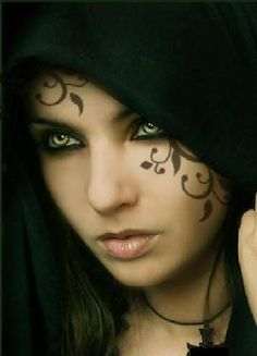Witch - Makes me think of House of Night.