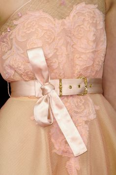 Ana Rosa ~ Love this ethearal, soft dress. The only distraction is the belt and scarf one needs to be changed out...perhaps only the belt...the gold buckle is what I believe throws it off balance...we're not talking juxtaposition either~