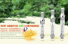 G2S CBD VAPE TANK CARTRIDGE  Nice! Real medicine , thats what we are all about as well #leafedin.org