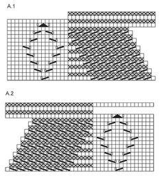 "Heat haze - Châle ajouré DROPS en ""Kid-Silk"". - Free pattern by DROPS Design"
