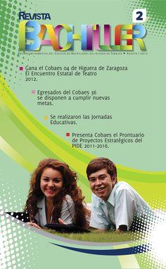 Revista Bachiller N° 2 #COBAES #SINALOA