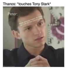 38 Incredibly Funny Spider-Man And Avengers Memes That Will Make Fans Laugh Like. - 38 Incredibly Funny Spider-Man And Avengers Memes That Will Make Fans Laugh Like Crazy Avengers Humor, Funny Marvel Memes, Marvel Jokes, Dc Memes, Marvel Avengers, Funny Memes, Baby Avengers, Marvel Comics, Hilarious