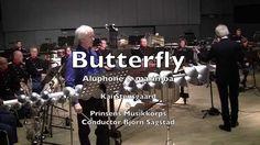 Butterfly: Kai Stensgaard & Prinsens Musikkorps