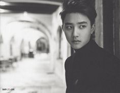 "Exo - D.O ""Mm-mm-mm, I want a piece of you"""