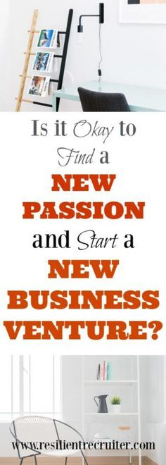 Is It Okay to Find a New Passion and Start a New Business Venture? Business Entrepreneur, Business Tips, Online Business, Business Motivation, Its Okay Quotes, Is It Okay, Entrepreneur Inspiration, Business Inspiration, Business Organization