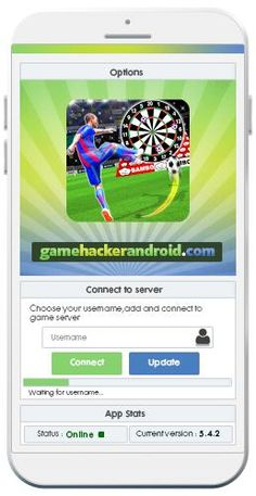 Soccer Darts Hack is a new program created specialy for Soccer Darts lovers who want to have more fun with more resources without paying to much for them. We all love our games, but we don't like the limitations so why upgrade game when you could simply download this game hack and solve...