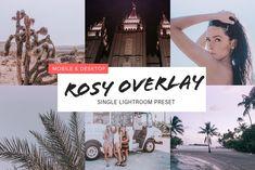Rosy Overlay Lightroom Preset - Actions Photoshop For Photographers, Photoshop Photography, Photoshop Actions, Photography Editing, Hand Holding Card, Order Prints Online, Raw Photo, Lightroom Presets, Overlays
