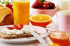 10 ideas for a healthy breakfast Deli Fresh, Fresh Ham, Healthy Breakfast Recipes, Healthy Recipes, Lose Tummy Fat, Ham And Eggs, Catering Food, Stir Fry Recipes, Baby Health