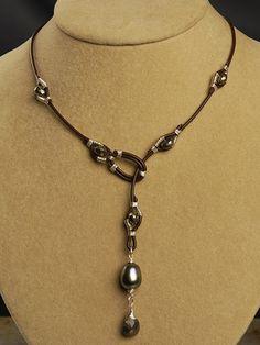 Nomad Lariat Necklace