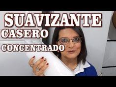 SUAVIZANTE CASERO CONCENTRADO ULTIMO - YouTube Maria Jose, Cleaning Recipes, Diy Tutorial, Youtube, Tips, Cleaning, Fantasy, Homemade Fabric Softener, Laundry Hacks