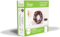 Cricut Four Seasons Home Decor Cartridge by Lia Griffith Use w/ All Machines Online Craft Store, Craft Stores, Decorating Your Home, Interior Decorating, Diy Home, Home Decor, Provo Craft, Cricut Cartridges, Window Clings