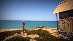 Praia de Faro vista das Dunas  Algarve | Portugal