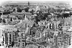 images of bombed german cities in ww2 - Bing images