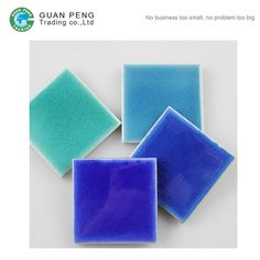 Bullnose Swimming Pool Border Edge Tile Accessories With Mosaic Swimming Pool Tiles